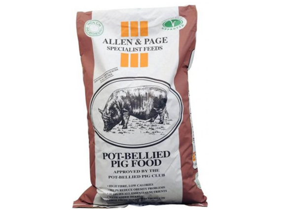 A&P Pot Bellied Pig Nuts