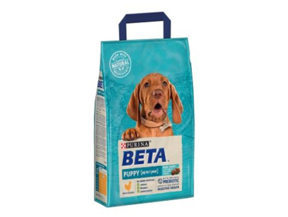 Beta Puppy Chicken