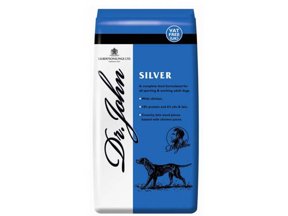 Dr John's Silver