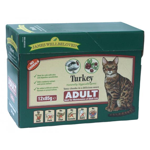 JWC Adult Turkey Pouches