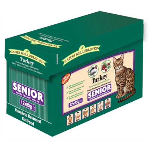 JWC Senior Turkey Pouches