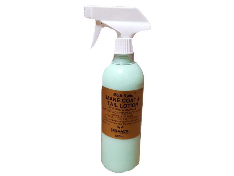 Gold Label Mane & Tail Spray
