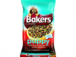 Bakers Complete Puppy