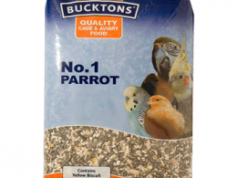Bucktons No 1 Parrot