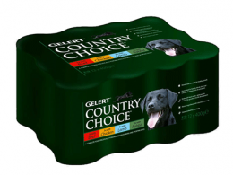 Gelert Canned Dog Food Tray