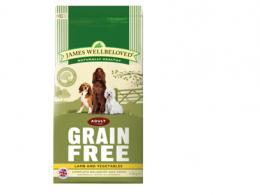 JWD Grain Free Lamb & Veg