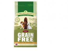 JWD Grain Free Turkey & Veg