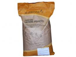 Marriages Farmyard Layers Pellets