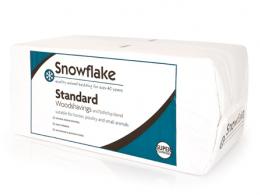 Snowflake Standard Shavings