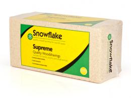 Snowflake Supreme Shavings