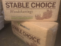 Stable Choice Shavings