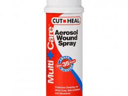 Cut Heal Aerosol Wound Spray