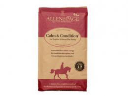 Allen & Page Calm & Cond Cubes