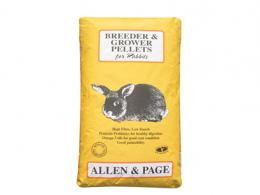 A&P Rabbit Breeder/Grower Pellets