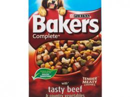 Bakers Complete Beef & Veg