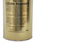 Gold Label Louse Powder