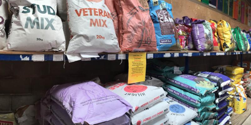Great Savings on your animal feed needs