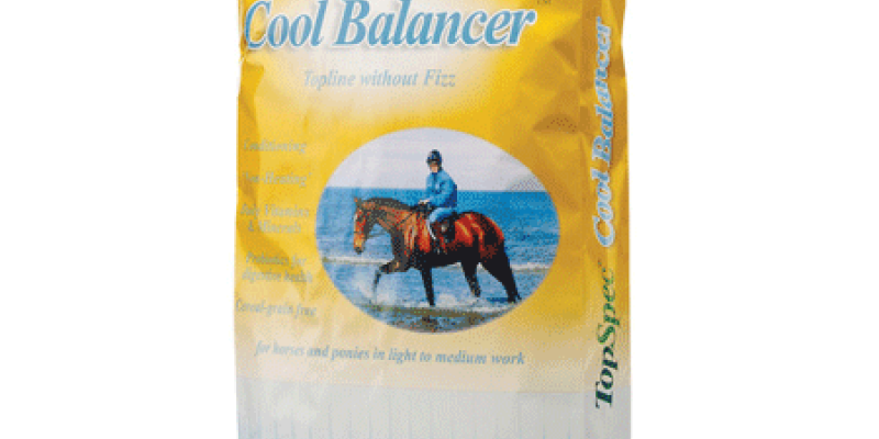 Limited Offer - TopSpec Cool Balance is now half price!!