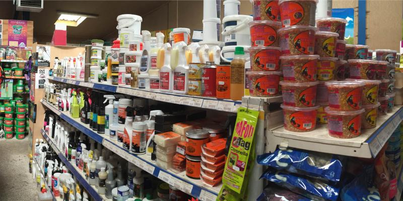 Everything you need at our Animal Feed Store